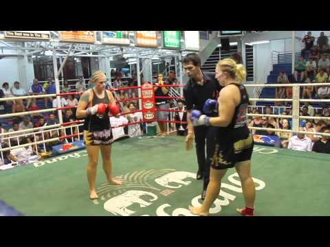 Amy Sumalee Boxing Gym VS Tracy Tiger Muay Thai, Bangla Boxi