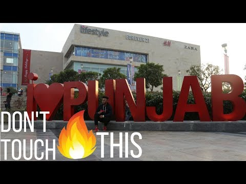 Chandigarh First Look Vlog Part-1 By Fitplus Vlogs