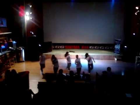 Newgamma в Cinema bar 18.04.12 In Yaz