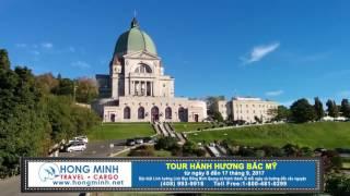 Hong Minh Travel Tour Hành Hương Bắc Mỹ