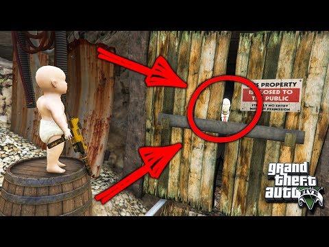 ГТА 5 МОДЫ РЕБЕНОК НАШЕЛ ДОМ СЛЕНДЕРМЕНА В GTA 5! ОБЗОР МОДА В GTA 5 ИГРЫ ГТА МИР ВИДЕО GTA 5 МОДЫ