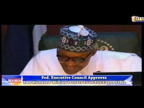 FEC approves $200m dollars loan for Lagos State