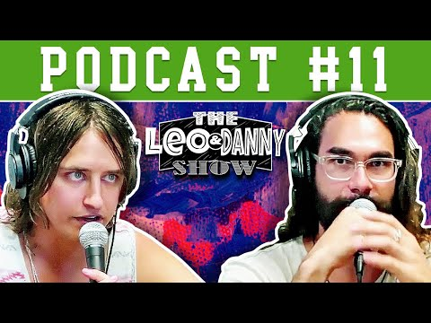 Leo and Danny Show EP #11: On the Road in Texas