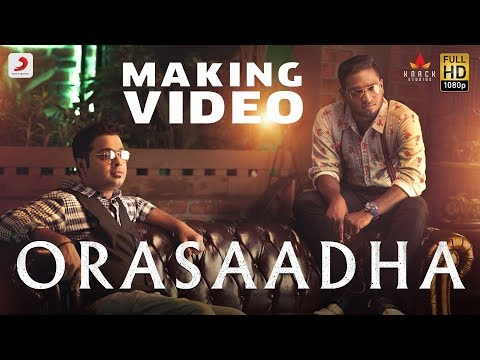 7UP Madras Gig -  Orasaadha Making | Vivek - Mervin