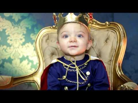 Rei Davi - 1 aninho