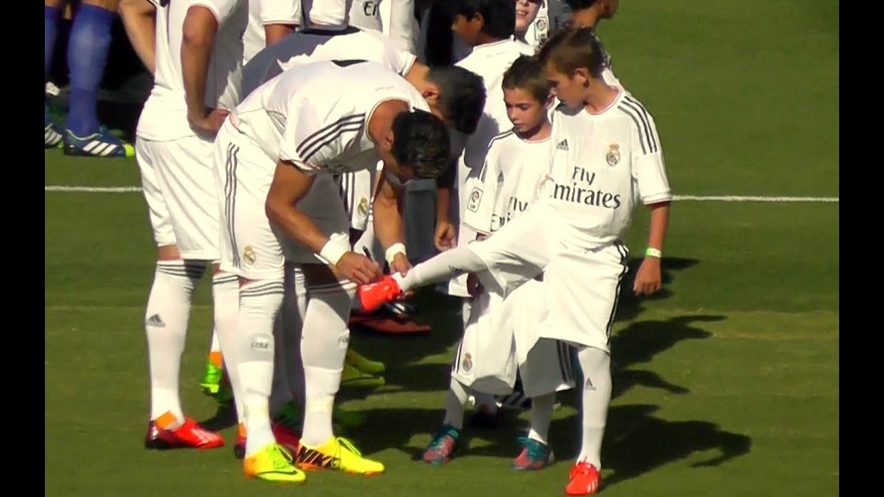 ronaldo fixed matches for kids