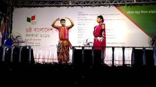 Babu selam bare bar dance By Saiful Saki and Arthy Ahmed