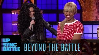 Beyond the Battle with Rumer Willis & Bryshere Gray (Yazz the Greatest) | Lip Sync Battle