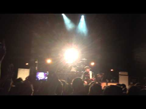 Lower Than Atlantis - Another Sad Song live at Shepherds Bush Empire 25/4/2013