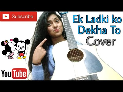 Ek ladki ko Dekha To Aisa Laga tittle Cover by Preety semwal | Darshan Rawal| female version