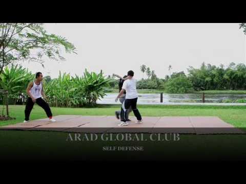 Self Defense Training 8,Tony Jaa, Arad Global Club: Eskişehir Self Defense, Eskişehir Muay Thai