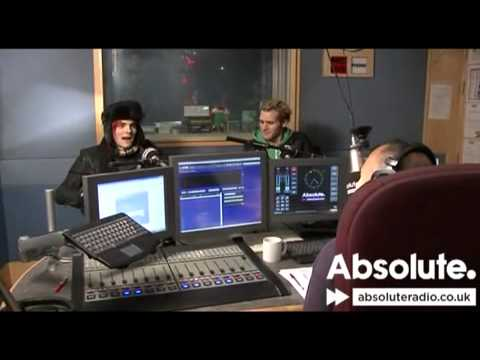 Gerard and Mikey Way interview on Absolute TV