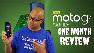 Moto G7 One Month Review 2019 | A flagship Smartphone At Mid-Range Price |