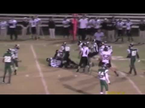 Pierce Jones Highlight Film-Crossville High School Part 2