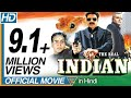 The Real Indian (Okka Magadu) Latest South Indian Hindi Dubbed Full Movie || Balakrishna, Anushka,