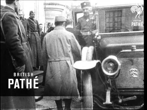 Royal Exiles: King Of Montenegro In France: Chateau De Merignac (1918-1921)