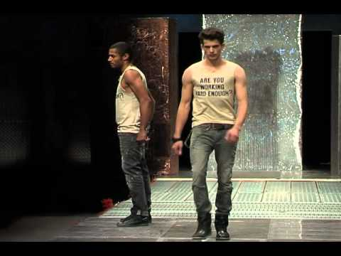 Diesel Male Spring/Summer 2012 Preview Collection