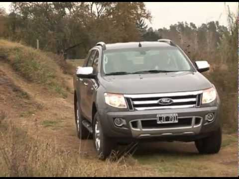 Ford Ranger Limited 3.2 TDCI 4x4 - Test - Matas Antico