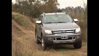 Ford Ranger Limited 3.2 TDCI 4x4 - Test - Matías Antico