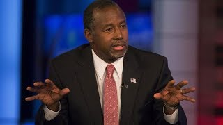 Ben Carson's Message To Poor People: It's Your Fault