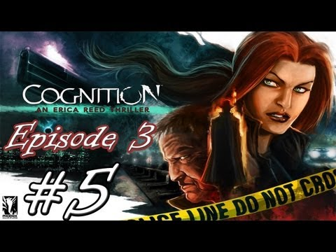 Cognition Episode 3: The Oracle Gameplay Walkthrough Part 5 - Football Game Patriots vs Redskins