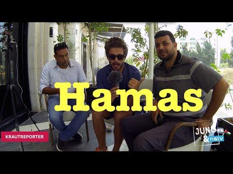 Hamas - Jung & Naiv in Palestine: Episode 204