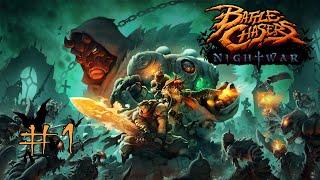 Battle Chasers: Nightwar - Прохождение #1