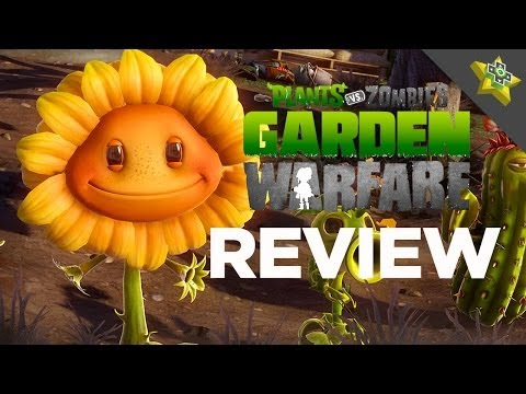 Plants vs Zombies: Garden Warfare REVIEW!