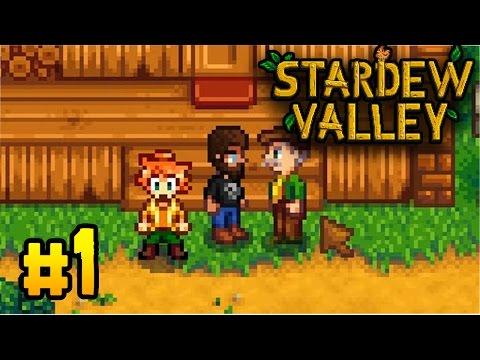 Stardew Valley Прохождение #1 - Заселили!
