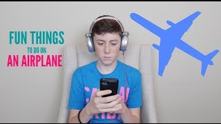 download lagu Fun Things To Do On An Airplane  Trevor gratis