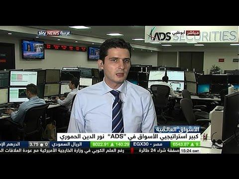 Nour Eldeen on Skynews Arabia 20.July.2015