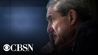 Robert Mueller has delivered report on Trump Russia investigation to attorney general, live stream