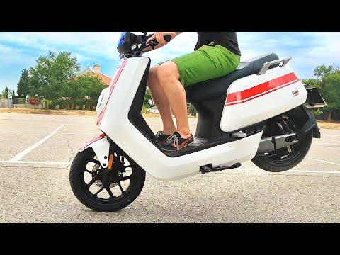 Mi Nueva MOTO ELECTRICA ! Precio de Bici y Autonomia De Coche (170km) | Niu NGT