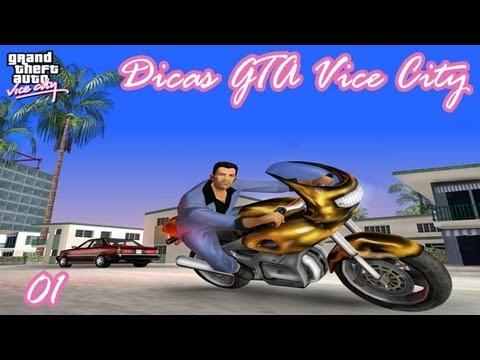 Dicas GTA Vice City ''Dicas Básicas'' (01)