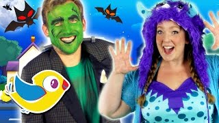 Everybody Loves Halloween - Kids Halloween Song