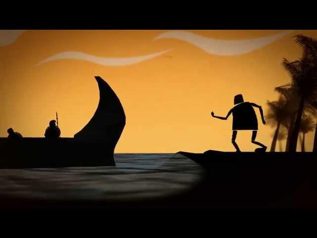 MYTHOS - Ulises and Polifemo - Chapter 01 thumbnail
