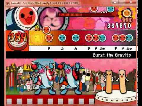 Taikojiro: Burst The Gravity