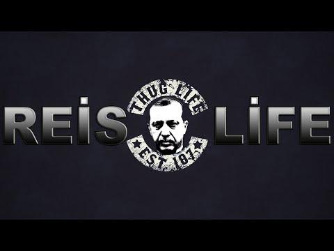 Reis'in tug layfları - Recep Tayyip Erdoğan thug life