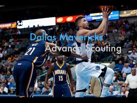 Dallas Mavericks Advance Scouting - 2015 Preseason