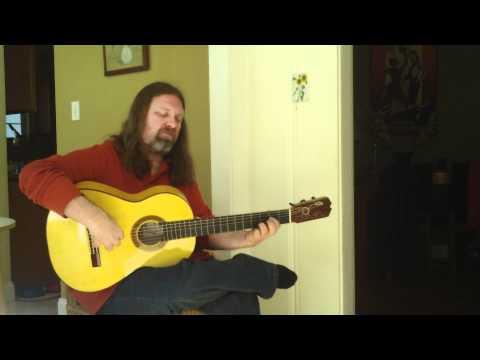 Ethan Deutsch Guitar HD - Rondeña - Jason McGuire