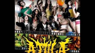 Watch Attila Belligerent video
