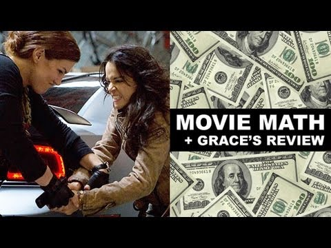Box Office For Fast And Furious 6 + Grace's Fast 6 Movie Review! video