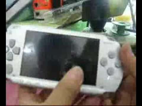 PSP Battery Hadware Modded