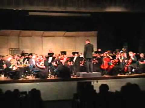 South Christian High School Orchestra Phantom of the Opera
