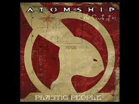 Atomship - Plastic People