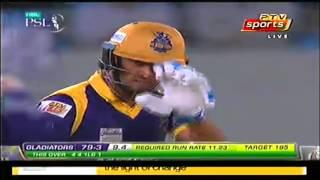 Muhammad Nawaz 42 Runs Lahore Qalandars v Quetta Gladiators PSL T20