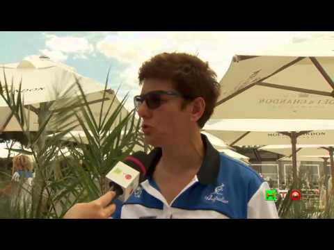 Policlinico Gemelli, Tennis and Friends – Intervista a Imma Battaglia – www.HTO.tv
