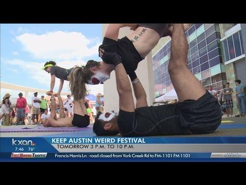 Keep Austin Weird Fest & 5K aims to help local Food Bank
