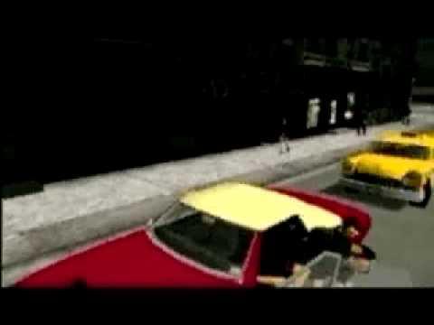 Raro - A Primeira Versão do GTA III em meadoes de 2000