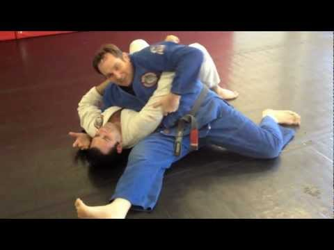 BJJ Torrance, CA | Modified Kesa-gatame, Two Basic Submissions